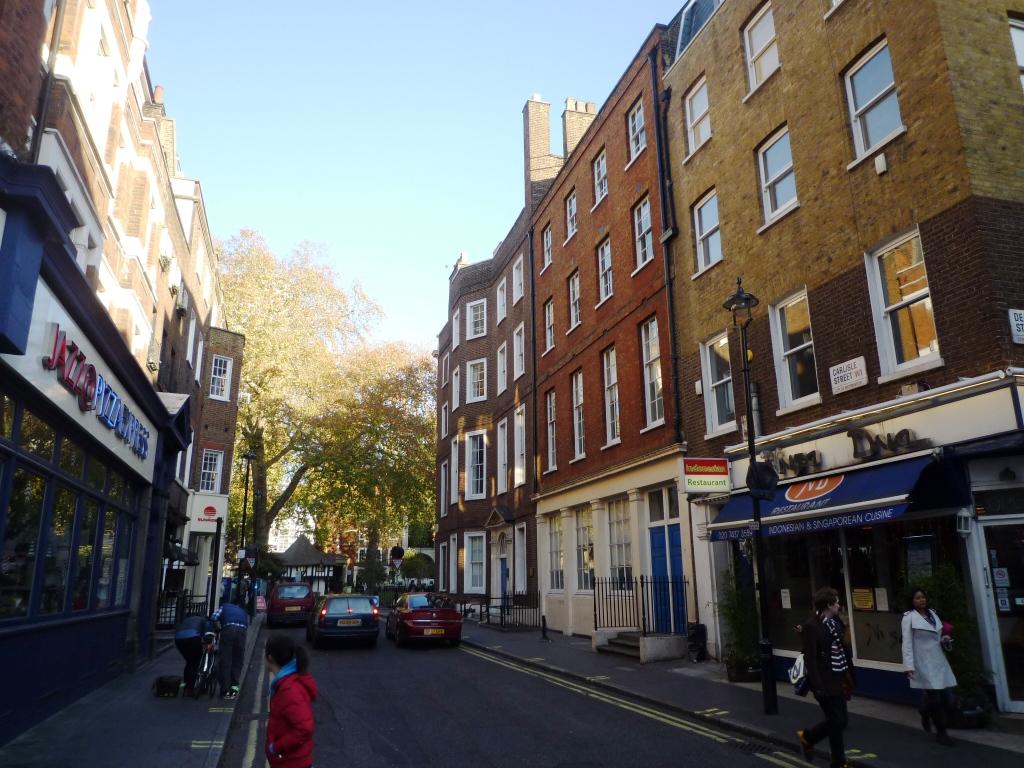 cef24677b605 Jewish London up West - walking Jewish Soho
